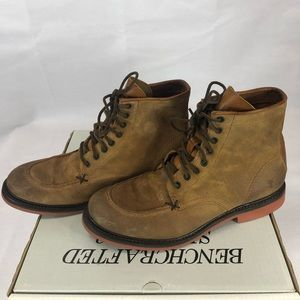 Frye men's Wallace lace up boots size 11 1/2